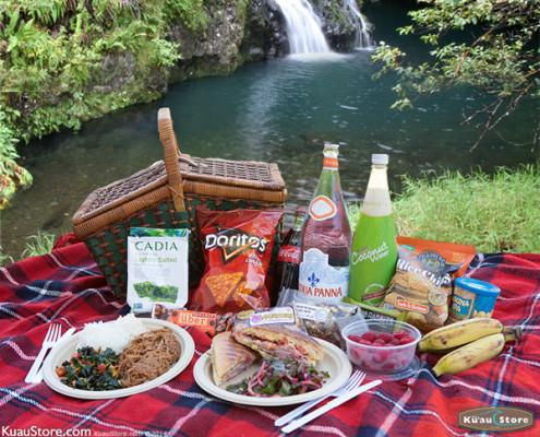 hana picnic lunch